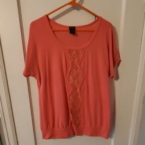 Fun colored spring top